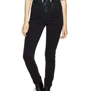 Aritzia Paradise Mine, black high waisted jeans